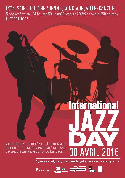 Carte Jazz Day