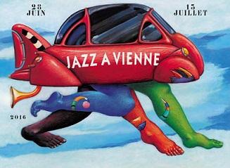 logo Jazz à Vienne 2016