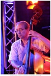 Jean-Paul Gouttenoire au Kiosque de Cybèle Jazz à Vienne - photo Jazz-Rhone-Alpes.com
