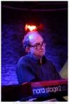 François de Larrard au Kiosque de Cybèle - photo Jazz-Rhone-Alpes.com